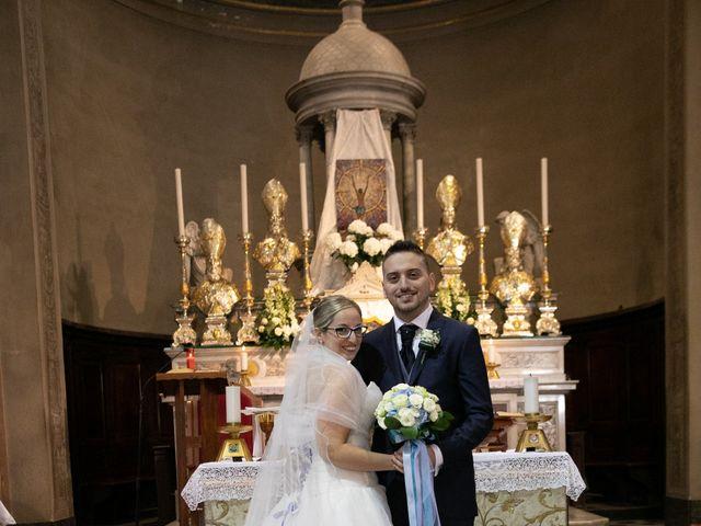 Il matrimonio di Mirko e Pamela a Brugherio, Monza e Brianza 18
