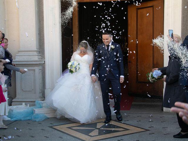 Il matrimonio di Mirko e Pamela a Brugherio, Monza e Brianza 20