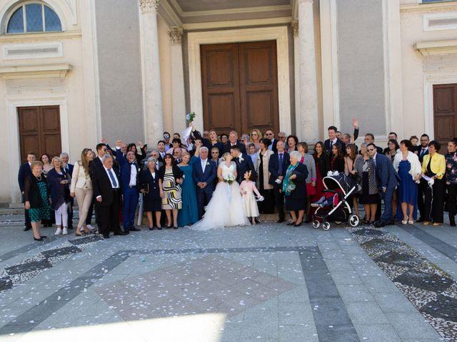 Il matrimonio di Mirko e Pamela a Brugherio, Monza e Brianza 22