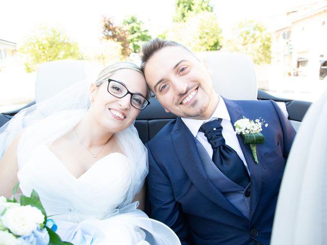 Il matrimonio di Mirko e Pamela a Brugherio, Monza e Brianza 24