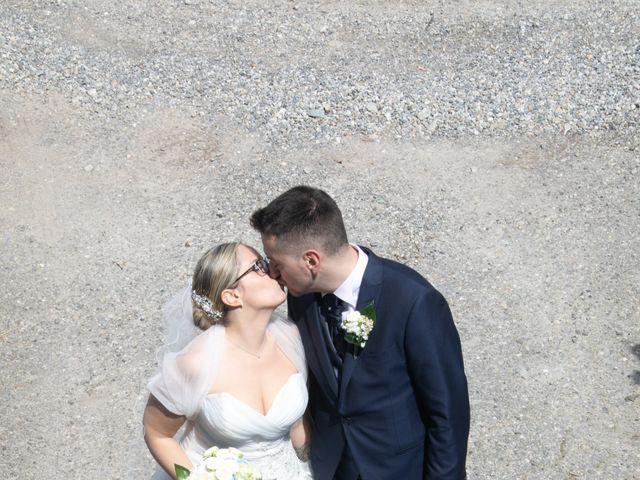 Il matrimonio di Mirko e Pamela a Brugherio, Monza e Brianza 29
