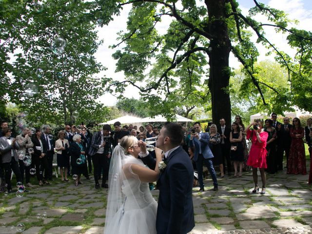 Il matrimonio di Mirko e Pamela a Brugherio, Monza e Brianza 33