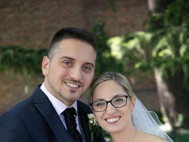 Il matrimonio di Mirko e Pamela a Brugherio, Monza e Brianza 34