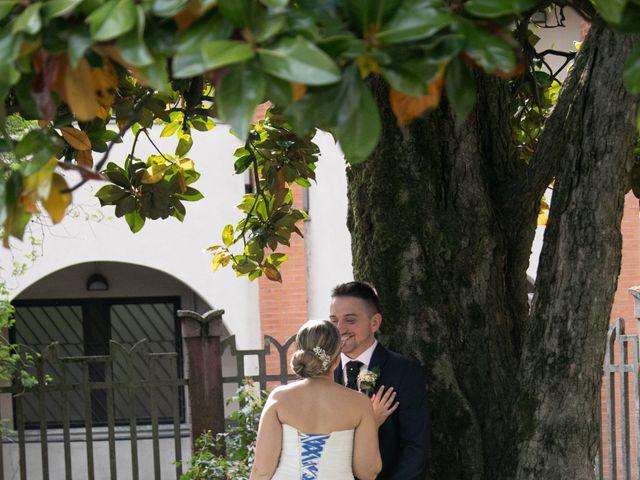 Il matrimonio di Mirko e Pamela a Brugherio, Monza e Brianza 37