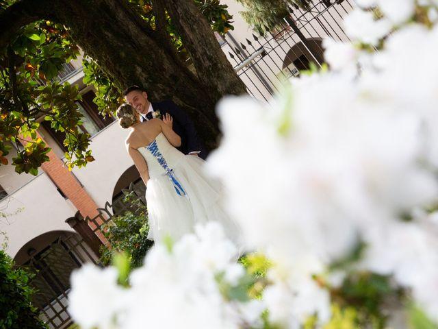 Il matrimonio di Mirko e Pamela a Brugherio, Monza e Brianza 38