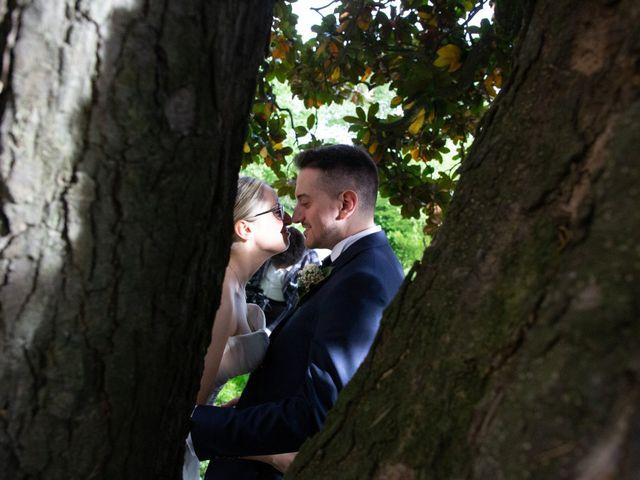 Il matrimonio di Mirko e Pamela a Brugherio, Monza e Brianza 40