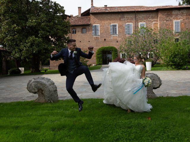 Il matrimonio di Mirko e Pamela a Brugherio, Monza e Brianza 41