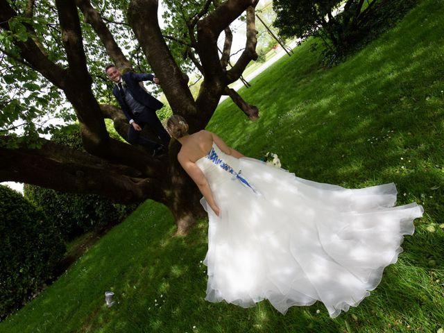 Il matrimonio di Mirko e Pamela a Brugherio, Monza e Brianza 42