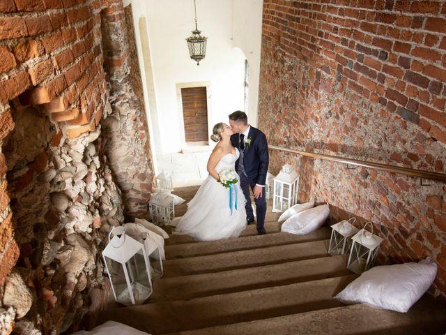 Il matrimonio di Mirko e Pamela a Brugherio, Monza e Brianza 44
