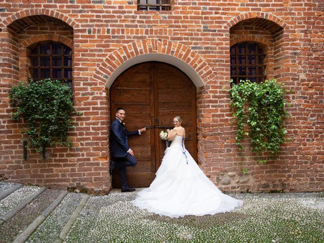Il matrimonio di Mirko e Pamela a Brugherio, Monza e Brianza 50