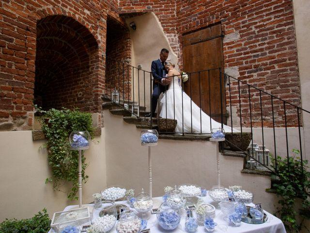 Il matrimonio di Mirko e Pamela a Brugherio, Monza e Brianza 52