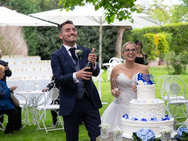 Il matrimonio di Mirko e Pamela a Brugherio, Monza e Brianza 56