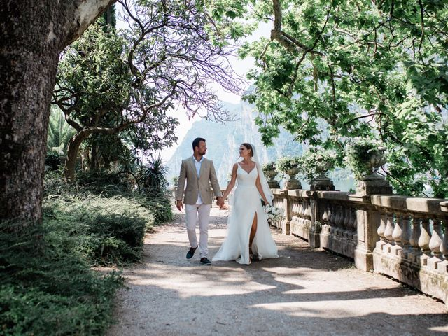 Le nozze di Cate e Riccardo