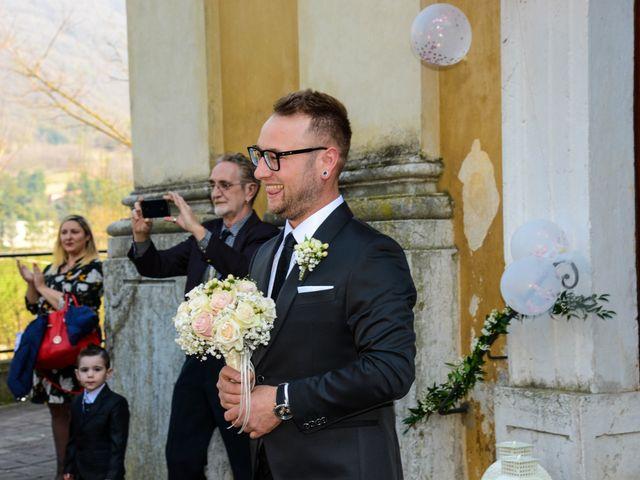 Il matrimonio di Marco e Giada a Brescia, Brescia 13