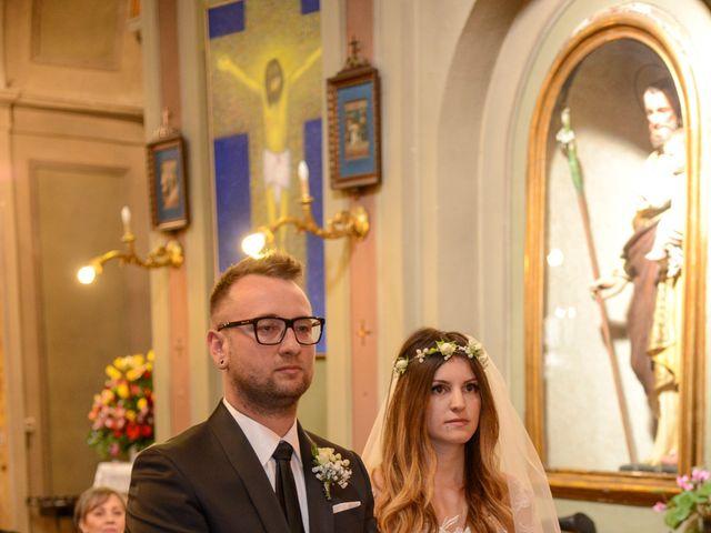 Il matrimonio di Marco e Giada a Brescia, Brescia 14