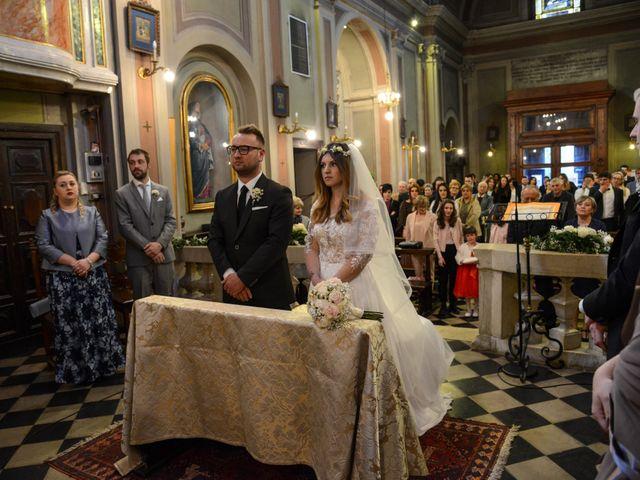 Il matrimonio di Marco e Giada a Brescia, Brescia 15