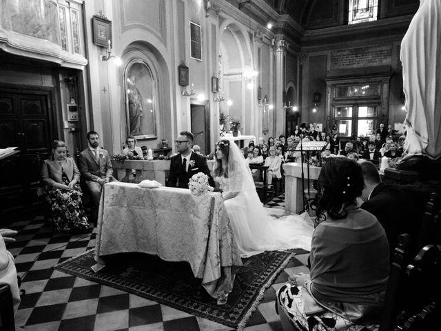 Il matrimonio di Marco e Giada a Brescia, Brescia 16