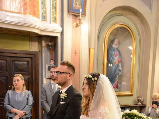 Il matrimonio di Marco e Giada a Brescia, Brescia 17