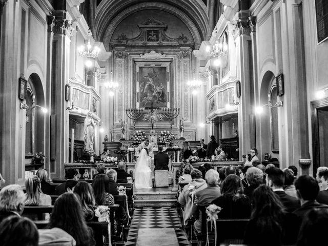 Il matrimonio di Marco e Giada a Brescia, Brescia 18