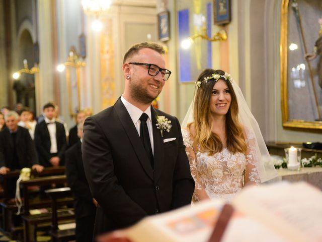 Il matrimonio di Marco e Giada a Brescia, Brescia 19