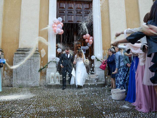 Il matrimonio di Marco e Giada a Brescia, Brescia 20