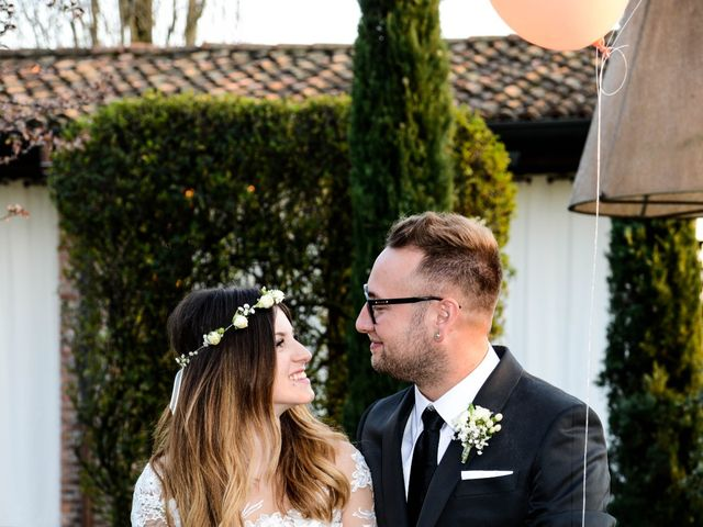Il matrimonio di Marco e Giada a Brescia, Brescia 21