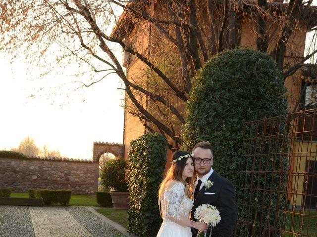 Il matrimonio di Marco e Giada a Brescia, Brescia 22