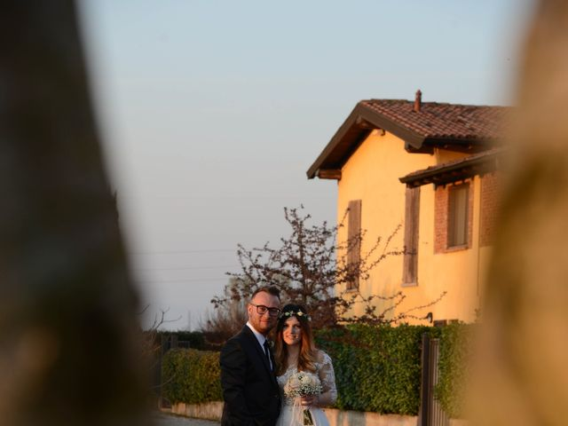 Il matrimonio di Marco e Giada a Brescia, Brescia 26