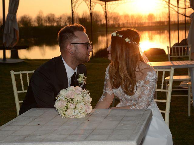 Il matrimonio di Marco e Giada a Brescia, Brescia 28