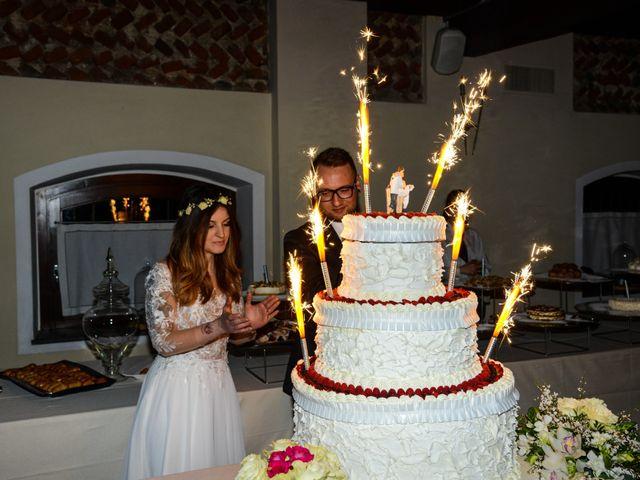 Il matrimonio di Marco e Giada a Brescia, Brescia 35