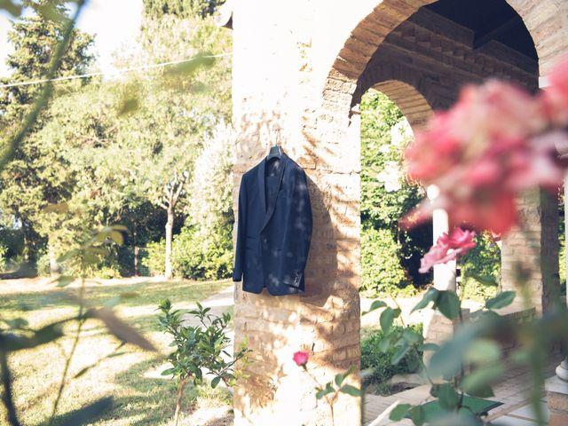 Il matrimonio di Riccardo e Federica a Altidona, Fermo 1