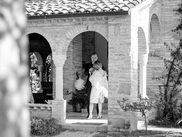 Il matrimonio di Riccardo e Federica a Altidona, Fermo 13