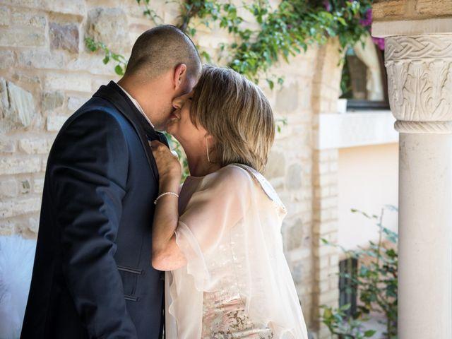 Il matrimonio di Riccardo e Federica a Altidona, Fermo 14