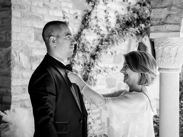 Il matrimonio di Riccardo e Federica a Altidona, Fermo 15