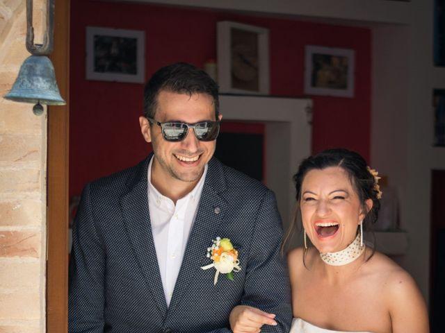 Il matrimonio di Riccardo e Federica a Altidona, Fermo 40