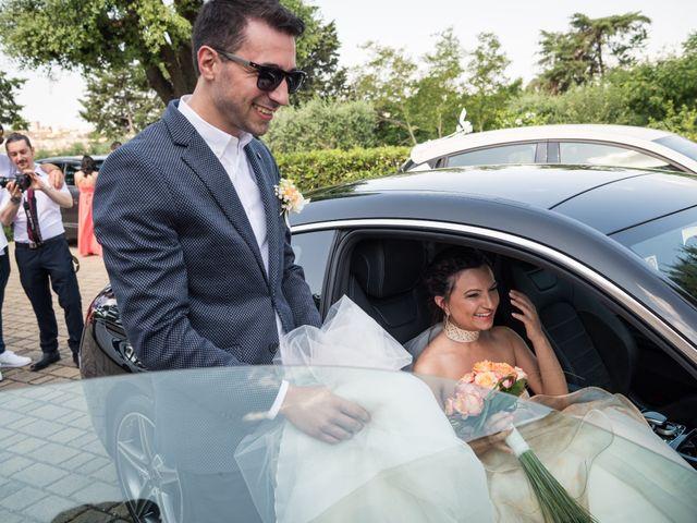 Il matrimonio di Riccardo e Federica a Altidona, Fermo 43