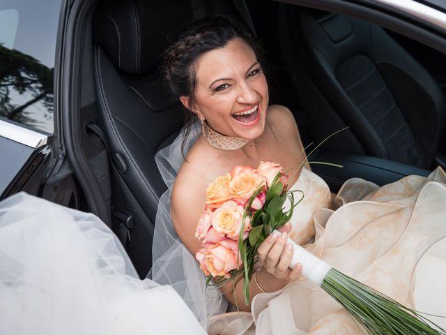 Il matrimonio di Riccardo e Federica a Altidona, Fermo 45
