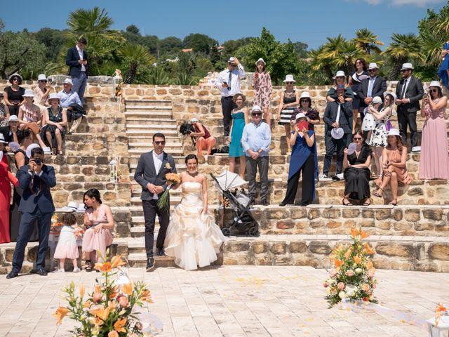 Il matrimonio di Riccardo e Federica a Altidona, Fermo 60