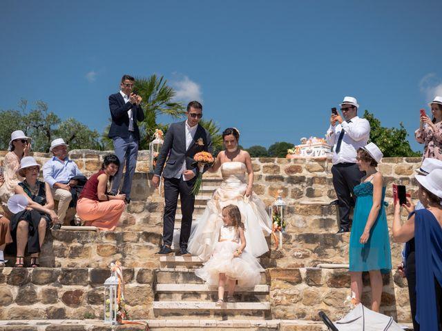 Il matrimonio di Riccardo e Federica a Altidona, Fermo 61
