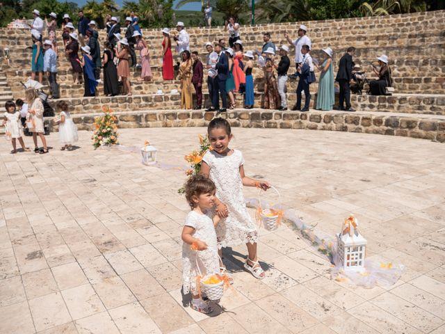 Il matrimonio di Riccardo e Federica a Altidona, Fermo 68