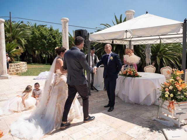 Il matrimonio di Riccardo e Federica a Altidona, Fermo 70