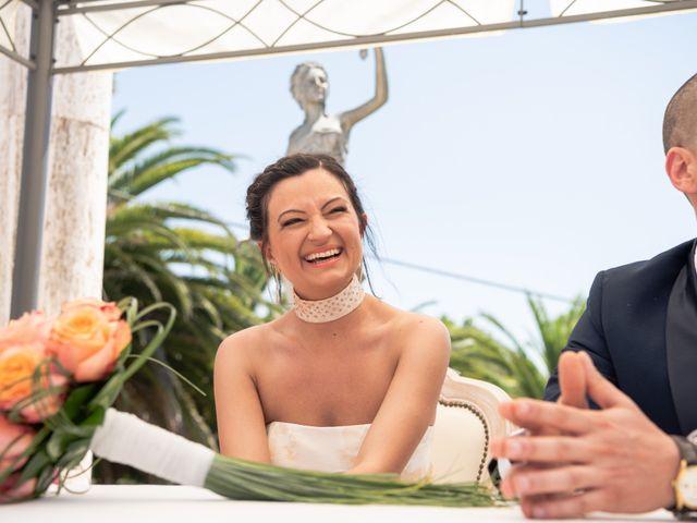 Il matrimonio di Riccardo e Federica a Altidona, Fermo 73