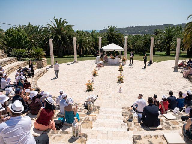 Il matrimonio di Riccardo e Federica a Altidona, Fermo 98
