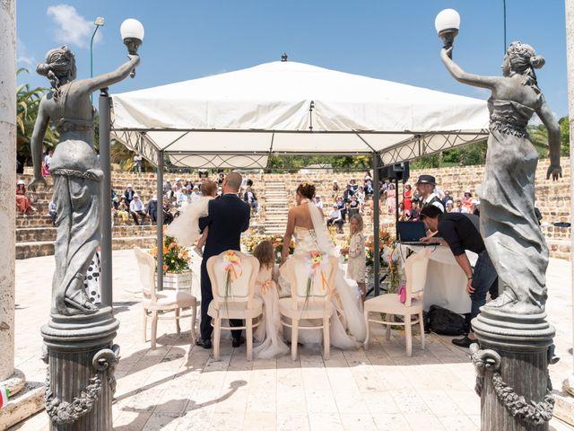 Il matrimonio di Riccardo e Federica a Altidona, Fermo 100