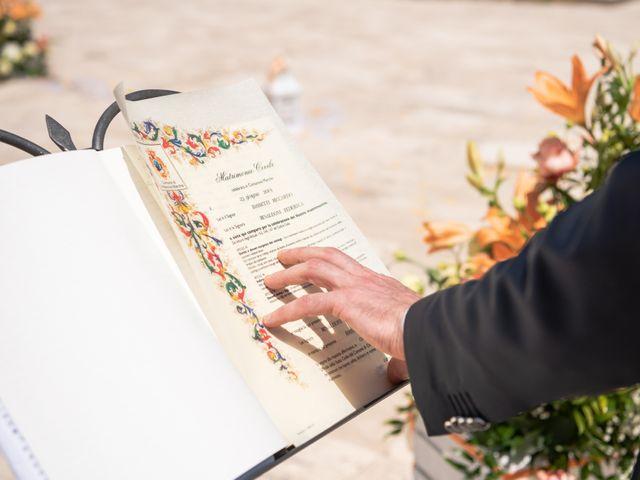 Il matrimonio di Riccardo e Federica a Altidona, Fermo 110