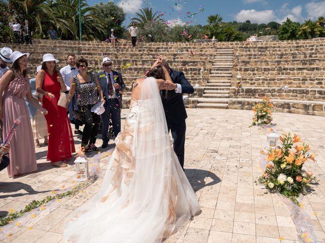 Il matrimonio di Riccardo e Federica a Altidona, Fermo 112