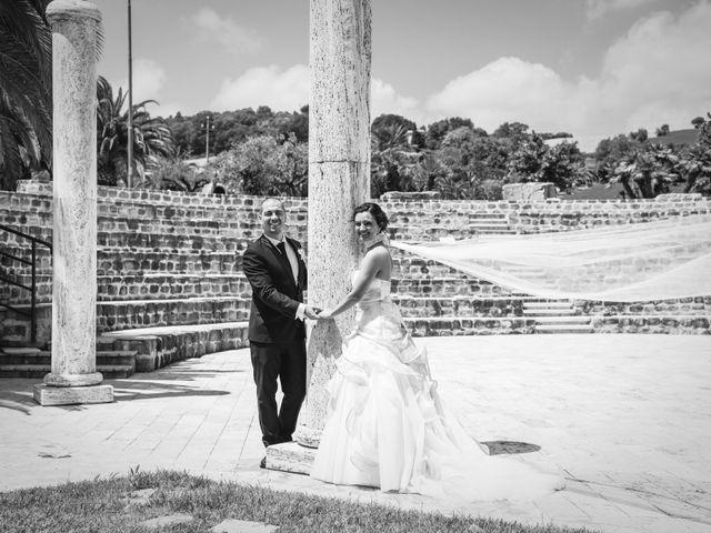 Il matrimonio di Riccardo e Federica a Altidona, Fermo 113