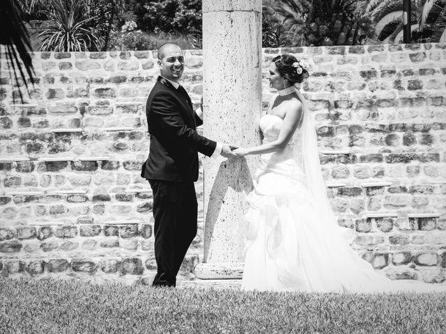 Il matrimonio di Riccardo e Federica a Altidona, Fermo 114