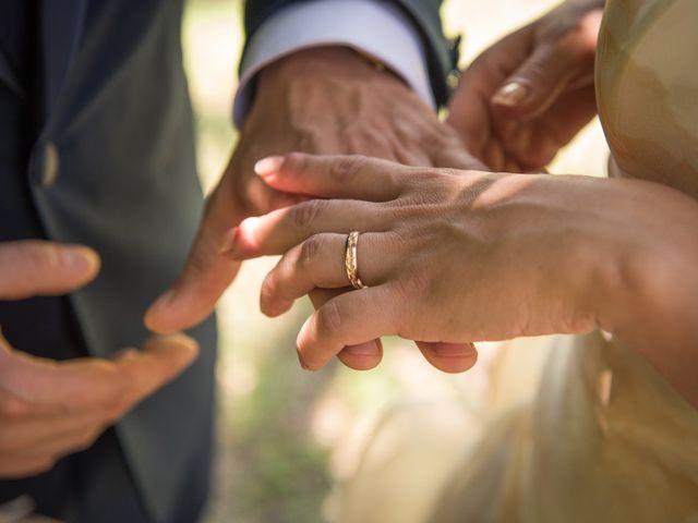 Il matrimonio di Riccardo e Federica a Altidona, Fermo 115