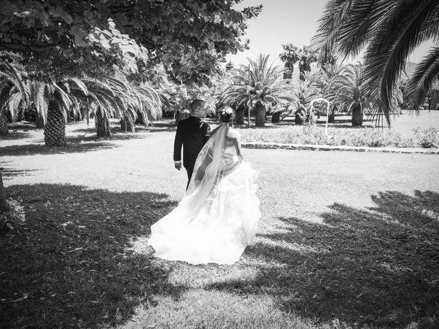 Il matrimonio di Riccardo e Federica a Altidona, Fermo 117